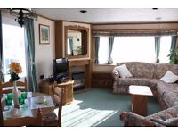 CARAVAN FOR HIRE. HAVEN all action Holiday Park. CAISTER near GREAT YARMOUTH. sleeps 6