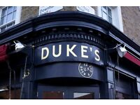 Grill Chef required (CDP) - Duke's Brew & Que