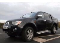 2006 Mitsubishi L200 Animal NO VAT