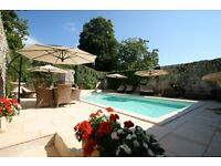 HOUSEKEEPING COUPLE -PRIVATE HOUSE/LUXURY HOTEL IN SW FRANCE - LIVE IN PLUS 1000 EURO PM PER COUPLE