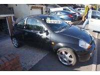 Ka Sport, selling as spares and repair. Full leather, alloys with good tyres, only 56k miles