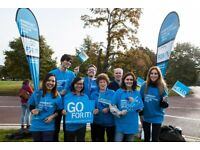 Volunteers needed for Pedal for Parkinson's Stirling