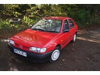 1994 nissan sunny 1.4 ideal first car low milage classic and only had 2 owners