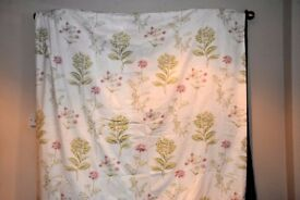 "Dorma 72"" / 183cm drop, lined curtains for sale"