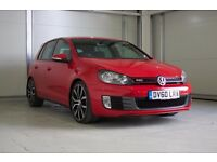 2010 Volkswagen Golf 2.0 GTi 5 Door Sat Nav, Full Service History