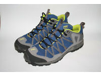 Inov8 FlyRoc 310 Running Trainers Trial CrossFit Outdoor Blue Grey size 7 UK
