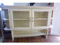 Kitchen worktop or Dresser top custom made from pine.