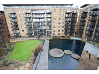 Stunning three double bedroom, two bathroom apartment with stunning dock views