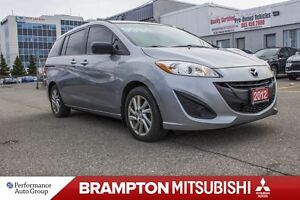 2012 Mazda MAZDA5 GS|BLUETOOTH!|AUXILIARY INPUT!|ALLOYS