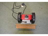Parkside double bench grinder model PDS 200A