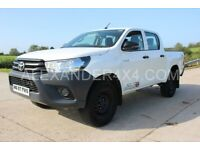 2018 Toyota Hilux 2.2 Active 150 Manual