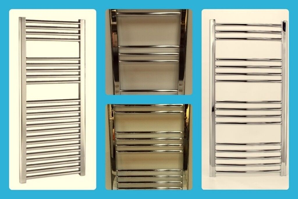 Brand New Heated Towel Rails (Old stock clearance)