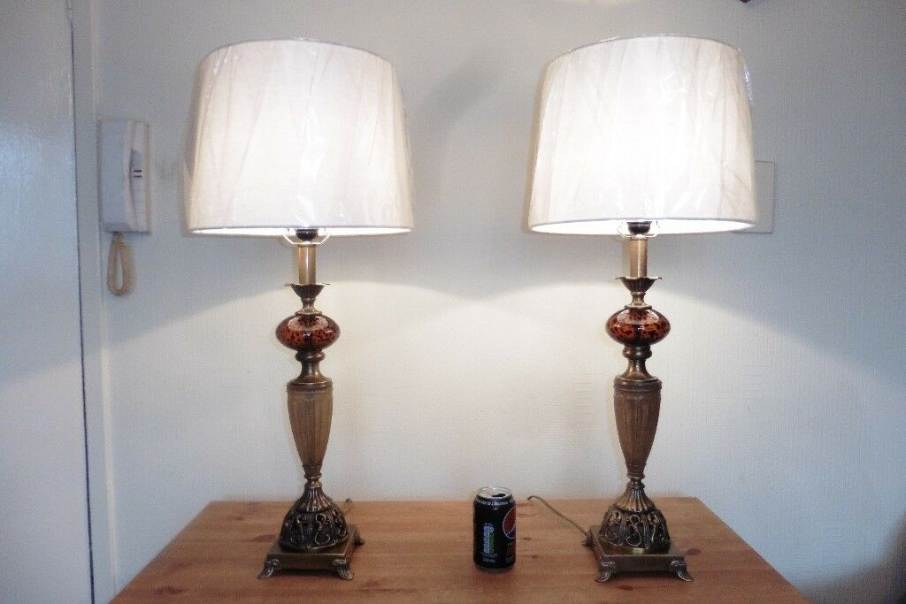 Brass Floor Lamp House Lighting Fixtures And Fittings Gumtree