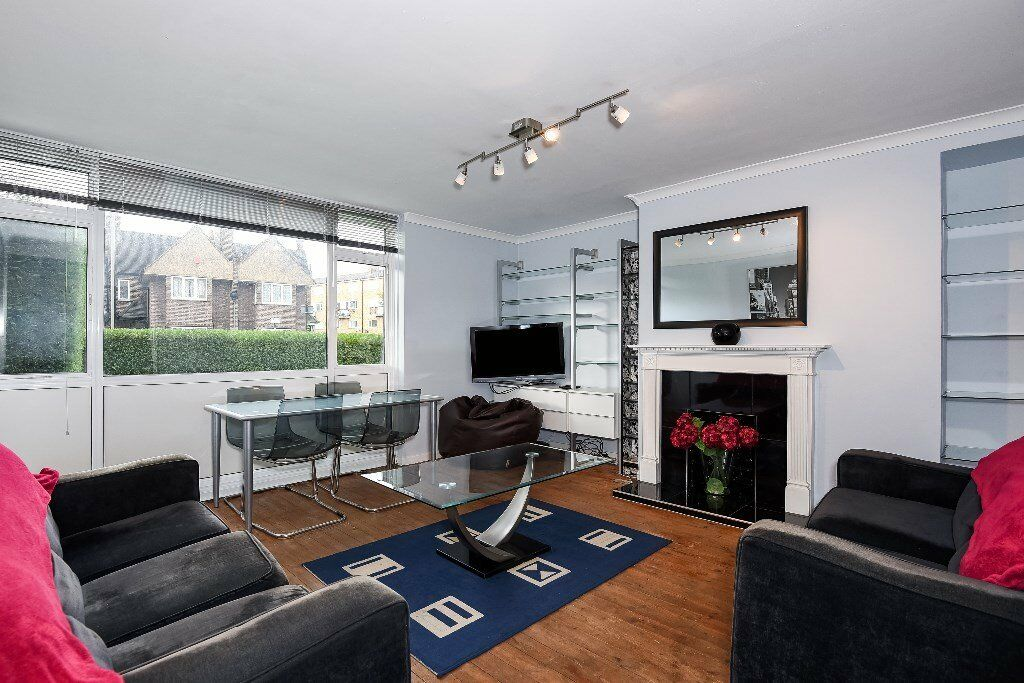 HC - A newly refurbished three bedroom flat to rent