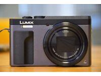 Used, Panasonic Lumix DC-TZ93 Super Zoom Digital Camera, 4K Ultra HD, 20.3MP, 30x Optical Zoom, Wi-Fi, EVF for sale  Surrey