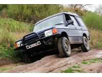 Looking For off road 4x4 car