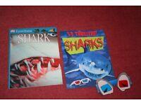COOL Shark books