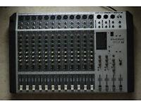 Phonic Impact II 12 Channel Mixing Desk