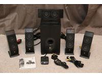 Logitech X-540 5.1 PC/TV Speaker System