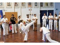 ***Capoeira Brazilian Martial art - Adults and Kids - 1st class FREE***
