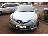 Mazda 6 Estate 2.2D Sport (61) - For repair