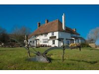 Commis chef/Chef de partie for Rural pub in Kent, Near Charing
