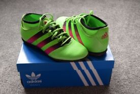ADIDAS ACE 16.3 ASTRO TURF FOOTBALL BOOTS