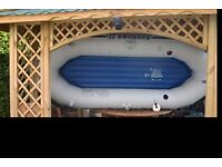 Dinghy - Inflatable with lots of extras