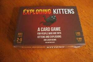 EXPLODING KITTENS  ==Original  & NSFW== Yokine Stirling Area Preview