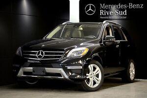 2013 Mercedes-Benz ML350 BlueTEC 4MATIC, Diesel, Xenon, GPS, Toi