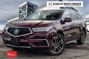 2017 Acura MDX Tech Complimentary Maintenance FOR 24 Mths. Limit