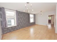 (Dunstans Rd) 3 bedrooms 1st-floor garden maisonette to let in East Dulwich.Partfurnished,woodfloors
