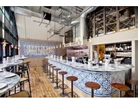 BAR DOURO ARE LOOKING FOR A PART TIME WAITRESS/ COMMIS CHEF