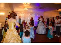 Family End of Year Bibbidi Bobbidi Ball