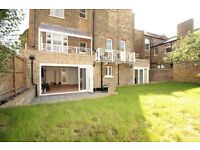 LUXURY HUGE NEWLY REFURBISHED 3 DOUBLE BEDROOM GARDEN FLAT NEAR QUEENS PARK, TUBE, TRAIN & BUSES