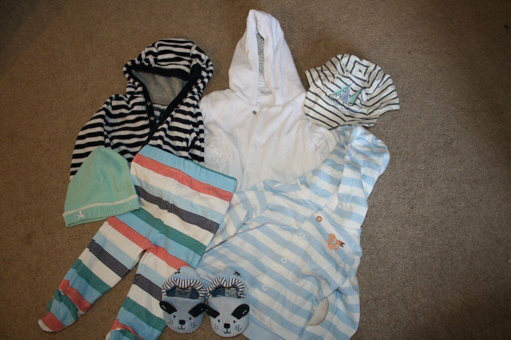 Bundle of Baby Clothes size 3-6 months