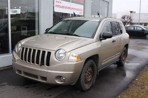2009 Jeep Compass NORTH 4X4 - GR. ÉLECTRIQUE - BAS MILLAGE!!