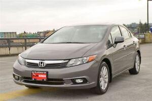 2012 Honda Civic EX - Coquitlam Location 604-298-6161