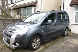 2010 Citroen Berlingo Multispace XTR HDI 109 1560cc