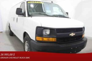 2016 Chevrolet EXPRESS CARGO 2500 ALLONGER