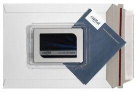 Brand new 500GB Crucial CT500MX500SSD1 MX500 SSD