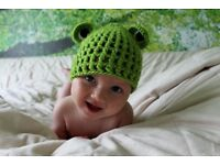 Newborn Baby Girl Boy Crochet Knit Costumes for stunning photo shoots!