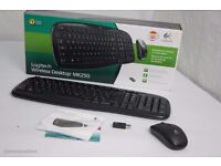 **£10** Wireless Keyboard and Mouse (Brand New)