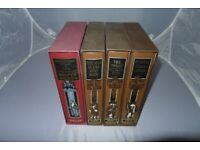 Folio Society Alexandre Dumas books illustrated Three Musketeers Man in the Iron Mask... £50 each