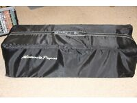 Mama's and Papa's Travel cot with memory foam matress