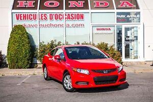 2012 Honda Civic LX * Coupe * Bluetooth * Cruise