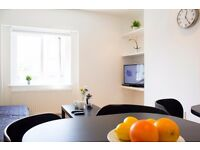 2 bed/1 bath apartment in Camden Town, fully furnished and WiFI , 3 months min