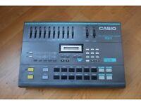 Casio RZ-1 Digital Sampling Rhythm Composer PCM Drum MIDI Machine