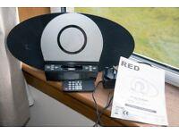 SAINSBURY IPHONE/IPOD DOCKING CD RADIO