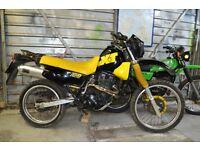 1990 Yamaha XT350 - easy project